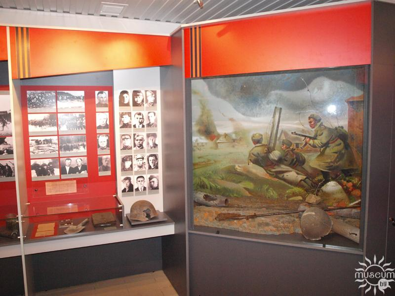 War History Hall of Glusk Historical and Local Studies Museum